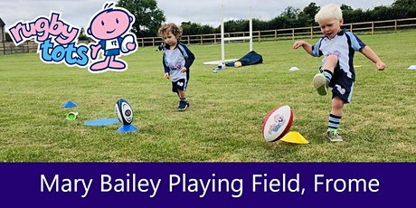 Rugbytots Frome - FREE OPEN DAY tickets