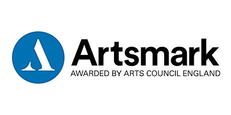 Artsmark Online Support Session: Artsmark to support CYP Health & Wellbeing tickets