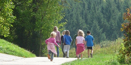 16th August - Kids Prayer Walk billets