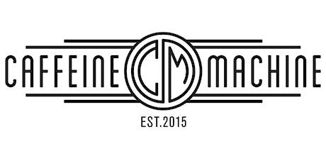 Caffeine&Machine. Weird Summer Fridays tickets
