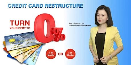 她用这个方案省下超过45%的利息 tickets