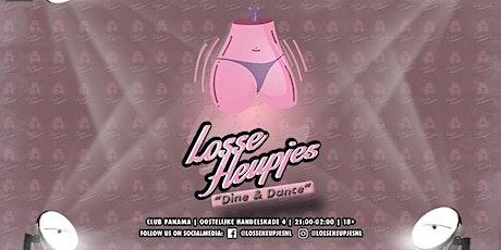 Losse Heupjes   Dine & Dance   Club Panama tickets