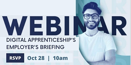 Creative Process: Digital Apprenticeships - Employer's Briefing tickets