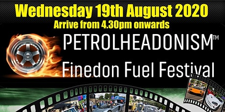 Petrolheadonism Finedon Fuel Festival tickets