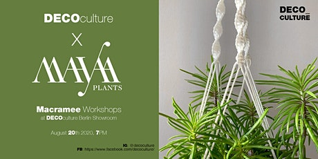 Macramé Workshop tickets