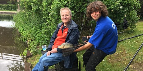 Free Let's Fish! - Stoke Bruerne - Learn to Fish session tickets