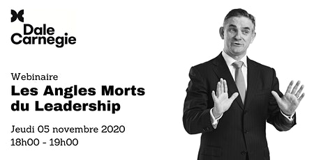 Les Angles Morts du Leadership - Webinar gratuit billets
