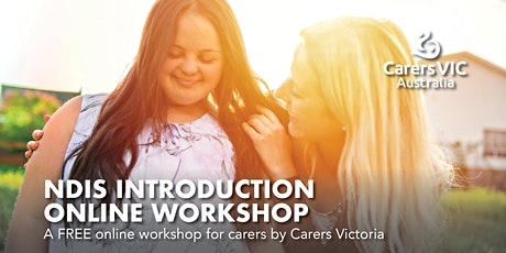 NDIS Introduction Online Workshop #6862 tickets