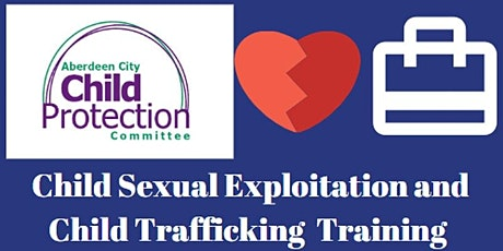 Child Sexual Exploitation and Child Trafficking Training - Virtual tickets