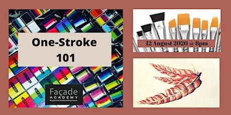 Facade Academy Online: One-Stroke 101 tickets
