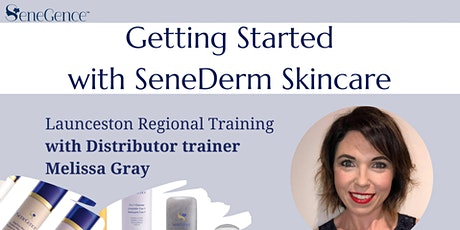 Getting Started with SeneDerm Skincare tickets