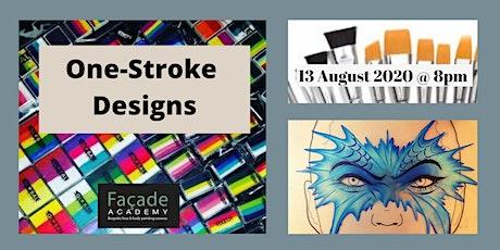 Facade Academy Online: One-Stroke Designs tickets