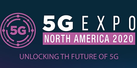 5G Expo North America Virtual 2020 tickets