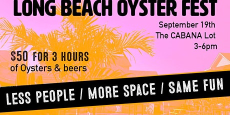 Long Beach Oyster Fest tickets