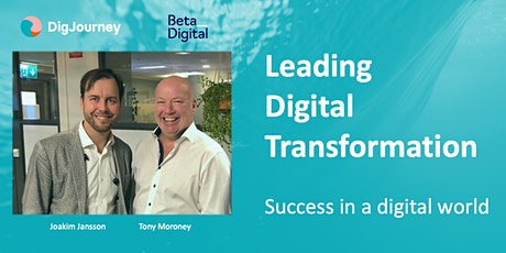 Leading Digital Transformation tickets