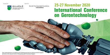 International Conference on Gerontechnology tickets
