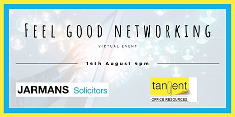 Jay and Chandra's Friday Feel Good Networking tickets