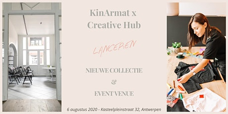 KinArmat x Creative Hub Launch tickets