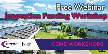 Virtual Innovation Funding Workshop tickets