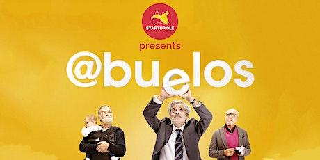 Proyección película @buelos-Startup OLÉ 2020 entradas