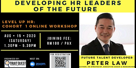 Level Up HR: Cohort 1 Online Workshop - Developing HR Leaders of The Future tickets