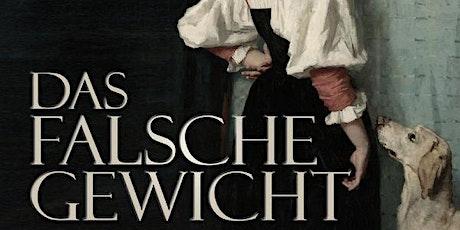 Das falsche Gewicht. Die Geschichte eines Eichmeisters. By Joseph Roth tickets
