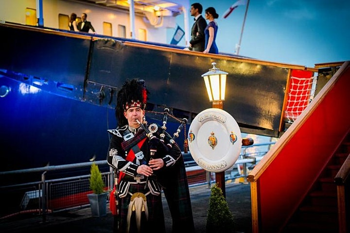 A Scottish Summer Celebration aboard the Royal Yacht Britannia image