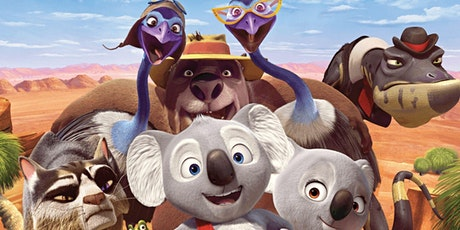 TASSIE POP UP DRIVE IN | BLINKY BILL THE MOVIE (G) | Fri, 14  Aug 20 | 6pm tickets