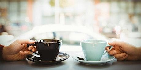 Coffee break for Community Fundraisers - November tickets