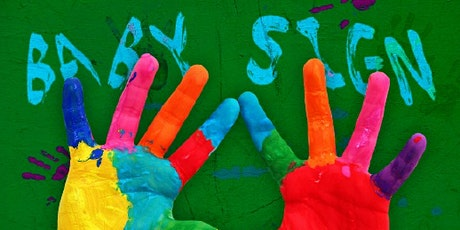 (ELC) Preschool Sign Language:  Colors, Letters and Numbers -Fremont tickets