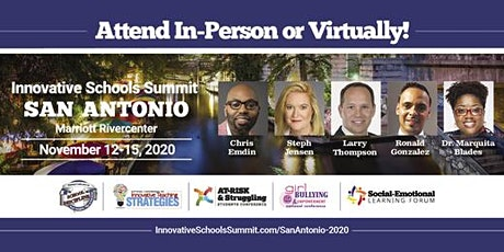 November 2020 Innovative Schools Summit SAN ANTONIO tickets