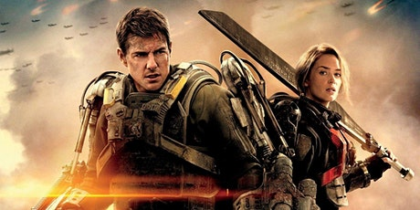 TASSIE POP UP DRIVE IN | EDGE OF TOMORROW (M) | Fri, 14  Aug 2020 | 8.30pm tickets