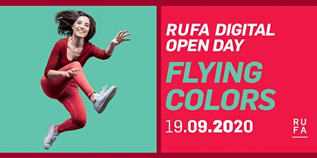 RUFA Digital Open Day | 19 settembre 2020 biglietti