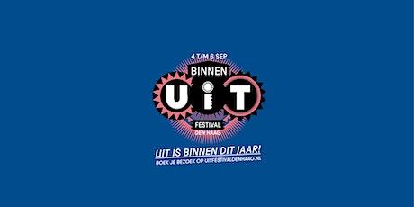 BinnenUIT Festival tickets