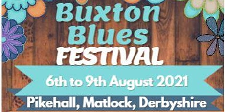 Buxton Blues Festival 2021 tickets