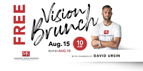 Vision Breakfast tickets