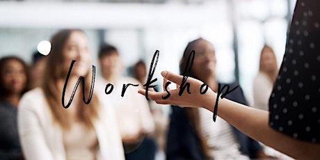 """Workshop """"Wohlfühlen in Mir und meinem Outfit"""" - zu mehr Selbstbewusstsein Tickets"""