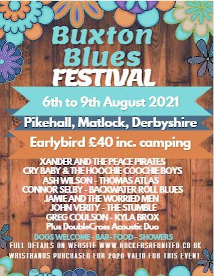 Buxton Blues Festival 2021 image