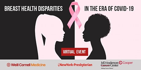 Breast Health Disparities In the Era of COVID19 (CME Accredited)FREE ONLINE tickets