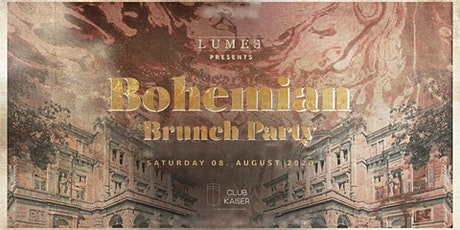 Bohemian Brunch Party Tickets