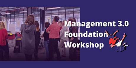 Management 3.0 - Foundation Workshop (FR) tickets