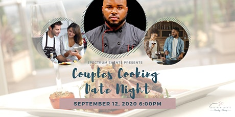 Couple's Cooking Date Night (virtual) tickets