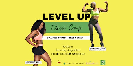 LEVEL UP Fitness Camp tickets