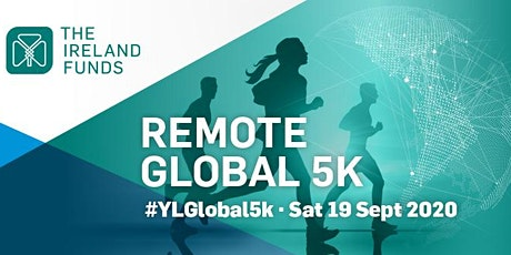 The Ireland Funds Global 5K 2020 tickets