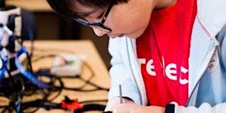 Robotics with Lego Mindstorms tickets
