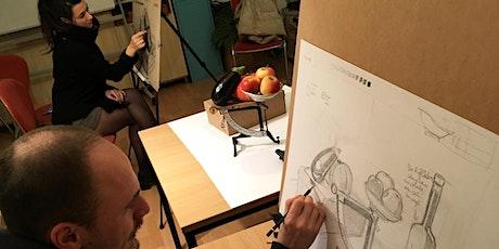 Learn to draw! / Zeichnen für Anfänger! ****Live Tickets