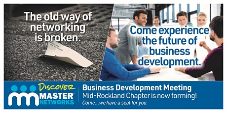 Discover Mid-Rockland Business Virtual Chapter ZOOM  Meeting tickets