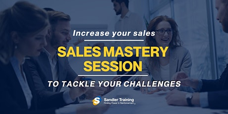 Sales Mastery Session with Sandler Training Omaha tickets