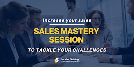Sales Mastery Session with Sandler Training Des Moines tickets
