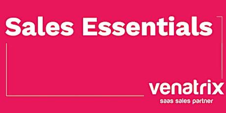 Sales Essentials tickets